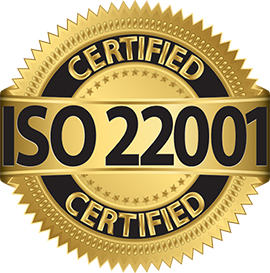 iso 22001 food safety training